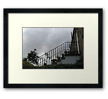 Colony Stair Framed Print