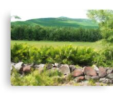 Mount Monadnock Canvas Print