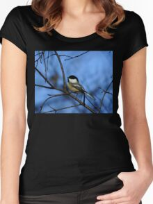 Chick-A Delight. Women's Fitted Scoop T-Shirt