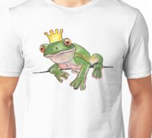 The Frog Prince Unisex T-Shirt