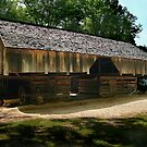 Cable Mill Barn by Lisa G. Putman