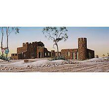 Amigos Castle Photographic Print