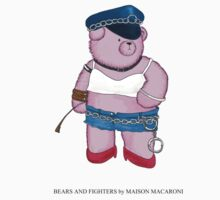 BEARS and FIGHTERS - Poison by MAISON-MACARONI