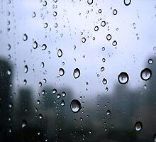 Little Drops of City Blues by meadaura