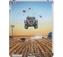 Are We There Yet?! Moonie. iPad Case/Skin