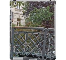 The Man On The Bridge iPad Case/Skin
