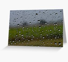 Rainy Day Greeting Card