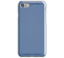 Moire mandala iPhone Case/Skin