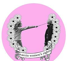 Accio Women's Rights-Pink by jordystories