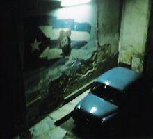 In Habanna Cuba by Janet Ellen Lusk