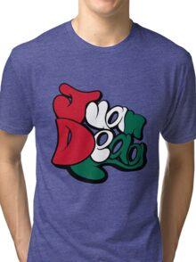Juan Deag Flag Tri-blend T-Shirt