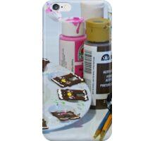 Being Crafty iPhone Case/Skin