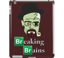 Breaking Brains  iPad Case/Skin