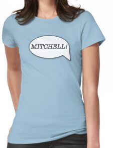 MITCHELL! - MST3K Womens Fitted T-Shirt