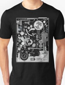 techno computer chip T-Shirt