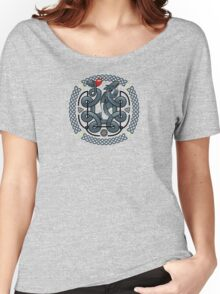 The Dragon's Knot Women's Relaxed Fit T-Shirt