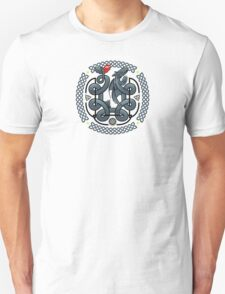 The Dragon's Knot Unisex T-Shirt