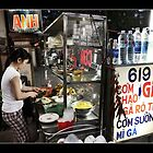 Street Food - Hoi An - Vietnam by Malcolm Heberle