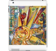 Solar Surprise 2012 iPad Case/Skin