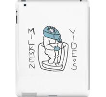 milkmenvideos iPad Case/Skin