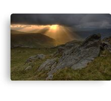 Above Honister Canvas Print