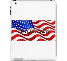 Patriot Act iPad Case/Skin