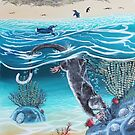 Maria Island 14 - The Water Rat by SnakeArtist