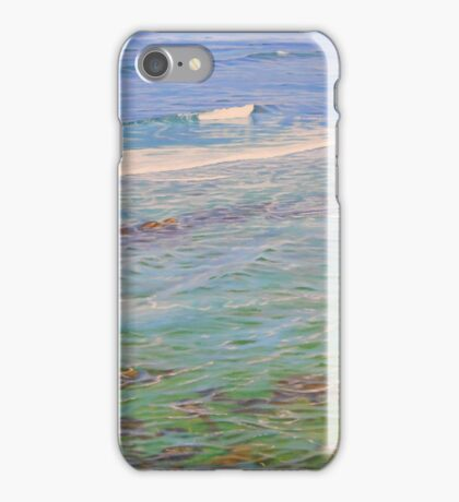 Perfect Day - Bar Beach, NSW, Australia iPhone Case/Skin