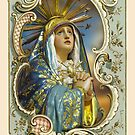 Our Lady of Sorrows by fajjenzu