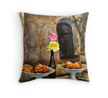 Home Baking Throw Pillow