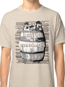 Barrel of Monkeys - 1 Classic T-Shirt