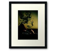 Night-Terror Framed Print