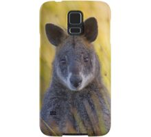 Swamp Wallaby 2 Samsung Galaxy Case/Skin