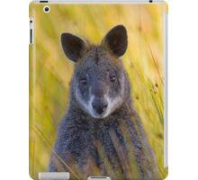 Swamp Wallaby 2 iPad Case/Skin