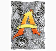 The Alphabet Collection - Letter A Unisex T-Shirt