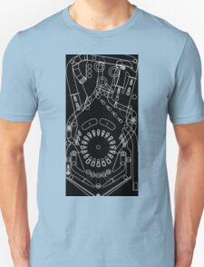Pinball Plan 1 T-Shirt