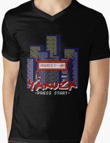 Yakuza 1988 Mens V-Neck T-Shirt