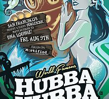 Hubba Hubba Revue -- Under the Sea (August, 2013) by caseycastille