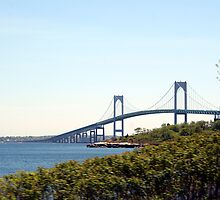 Claiborne-Pell Bridge by John Pollard