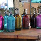 Vintage Bottles by EmmaLeigh
