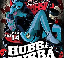 Hubba Hubba Revue -- St. Valentine's Day Massacre I  (February, 2014) by caseycastille
