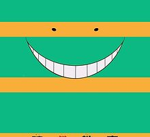 Assassination Classroom – Koro Sensei 2 by gentlemenwalrus