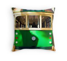 Ding Ding Throw Pillow