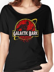 Galactic Bark Women's Relaxed Fit T-Shirt