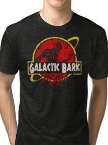 Galactic Bark Tri-blend T-Shirt