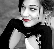 Classic Portrait by Louise Lacante