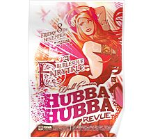 Hubba Hubba Revue -- Fairytales (November, 2013) Poster