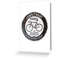 Bike Ciciatry Greeting Card