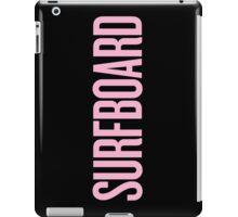 surfboard iPad Case/Skin