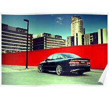 Holden VT Commodore #2 Poster